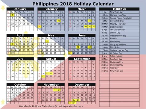 new year 2018 philippines 2018 calendar philippines merry and