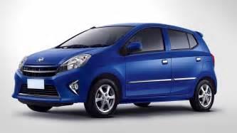 Harga Daihatsu Agya Mobil Toyota Agya Tipe E G Trd S Manual Matic Baru Tahun