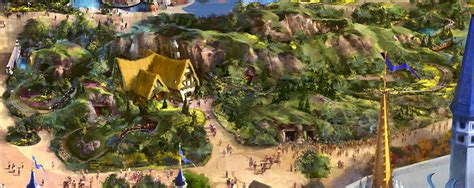 in ride concept 1958 fantasyland original seven dwarfs mine wdwmagic unofficial