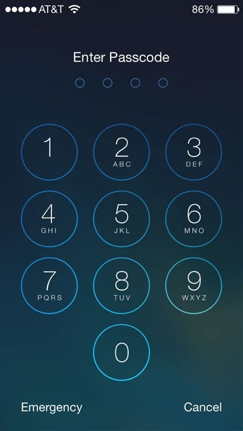Iphone Lock how to set a passcode on the iphone 5s lock screen