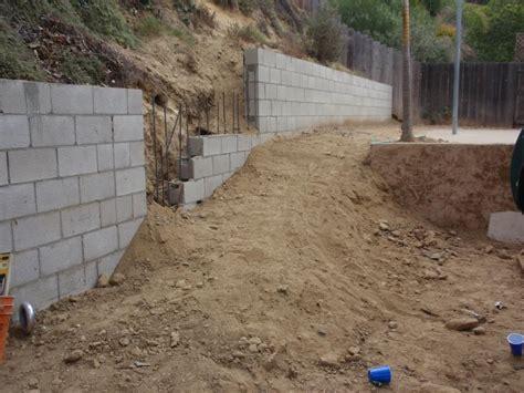 san diego paverscape landscape construction retaining walls