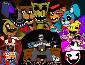 Fnaf 2 by ashleythehedgehog69 on deviantart