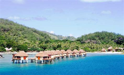 south pacific overwater bungalows south pacific overwater bungalows photo