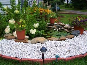 Small Garden Pond Ideas Small Garden Pond Algae Landscaping Gardening Ideas