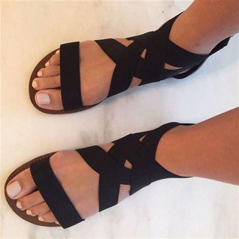 Decor Items women shoes boho summer beach strappy sandals open toe