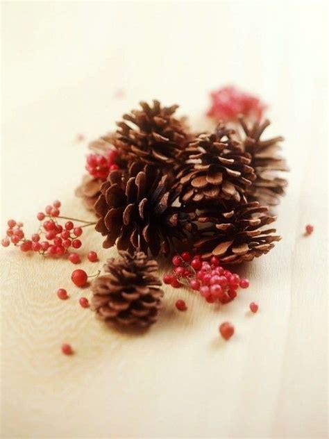 diy pine cone table decorations ho ho ho