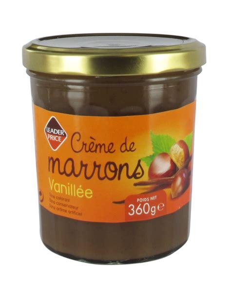 cr 232 me de marrons vanill 233 e lp import 233 d europe acema