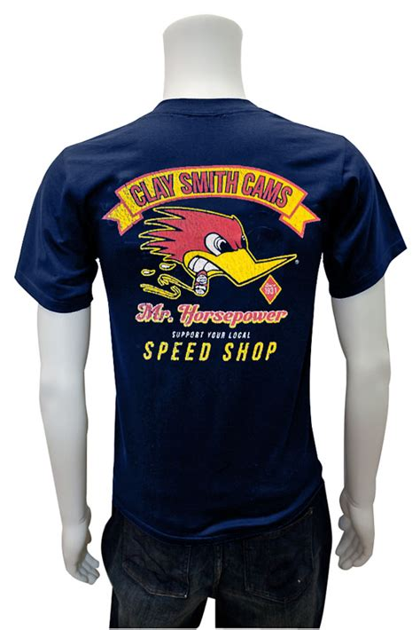 T Shirt Shop by Support Your Local Speed Shop T Shirt