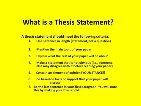 what is dissertation how to write a thesis statement the and the bad