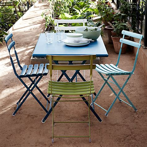 buy emu arc en ciel outdoor chairs set of 2 john lewis