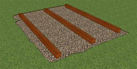 rubbermaid storage shed foundation images