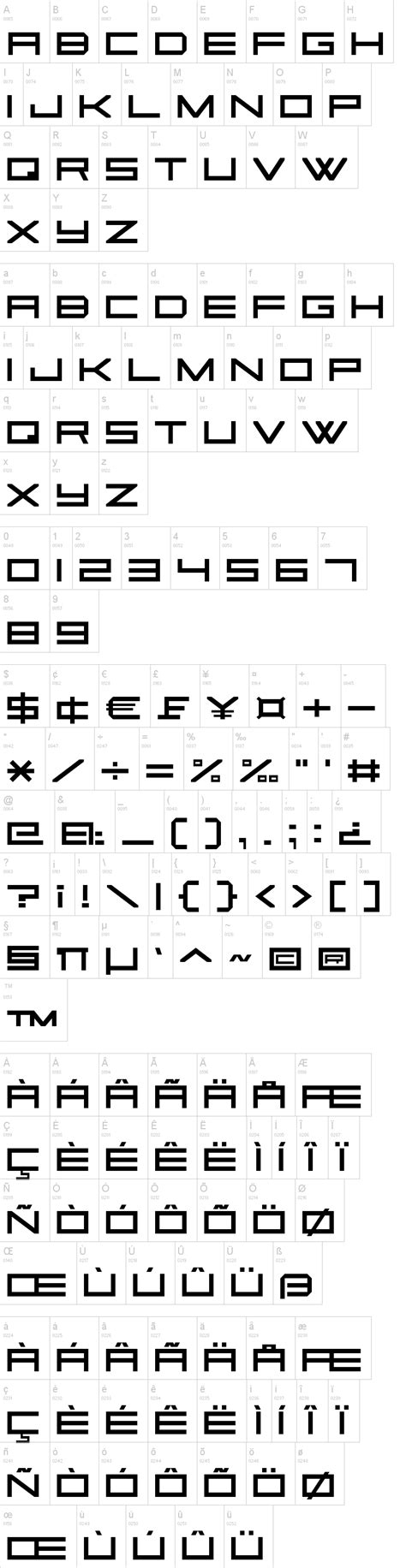 dafont sans serif square sans serif 7 dafont com