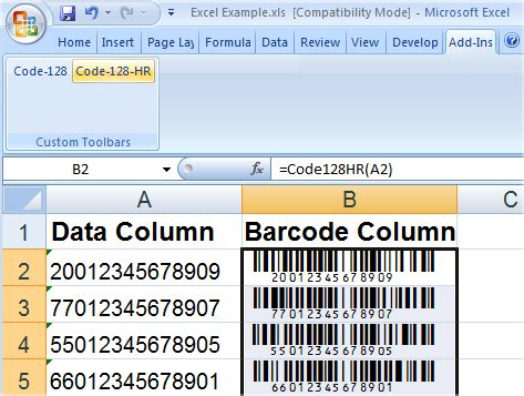 Upc Barcodes Excel Inventory Template Barcode Scanner