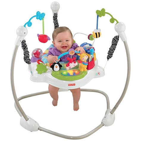Jumper Baby fisher price discover and n grow jungle piano jumper