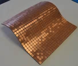 flexipixtile aluminum peel stick mosaic tile kitchen