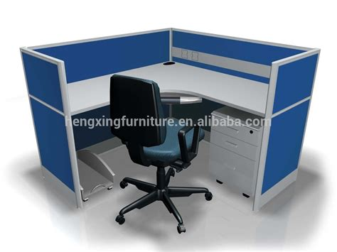 2015 New Office Workstation With Storage Overhead Cabinet Office Desk Partition