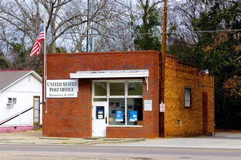 Post Office Augusta Sc by Montmorenci Montmorenci South Carolina Sc