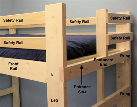 safest bunk beds building a bunk bed e reiss