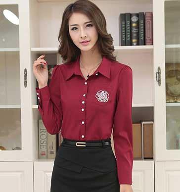 Kemeja Maroon kemeja merah maroon import murah toko baju wanita murah goldendragonshop