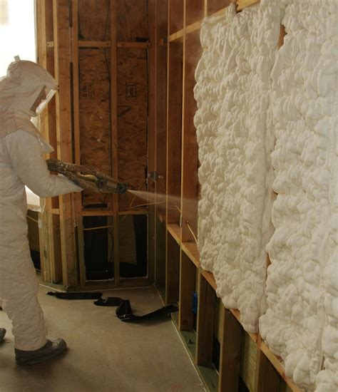 Can You Insulate Interior Walls r a contracting can you use spf insulation for interior walls