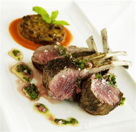 rack of lamb rack of lamb with herb caper sauce recipe