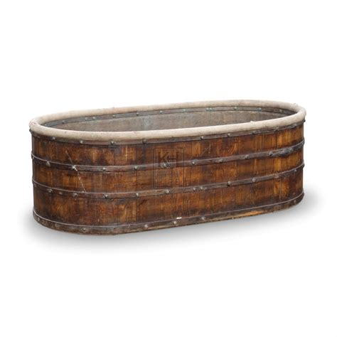 Wooden Tub Uk prop hire 187 bath tubs large wooden tubs 187 oval wooden bath tub keeley hire