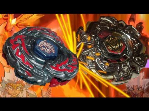 Beyblade 4D-Battle; L-Drago Destructor F:S vs Variares D:D ... L Drago Destructor