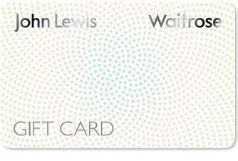 John Lewis Gift Cards - john lewis partnership gift card
