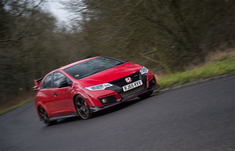 honda civic type r review in pictures evo