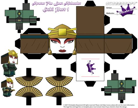 Avatar Papercraft - aporte papercrafts de avatar taringa