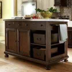 kitchen movable island 15 amazing movable kitchen island designs and ideas