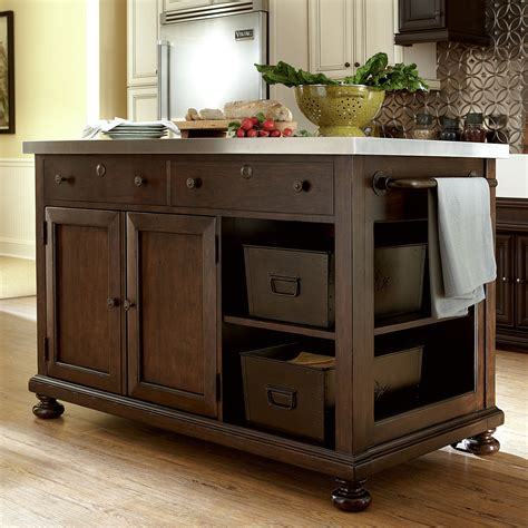 kitchen islands movable 15 amazing movable kitchen island designs and ideas