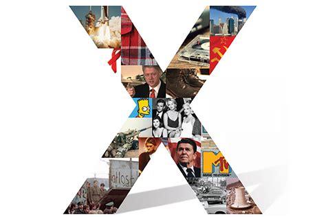 The Generation x
