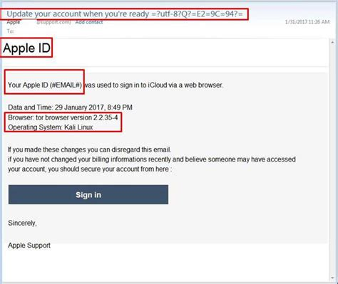 email apple support indonesia すぐ役立つ フィッシング詐欺を見抜くためのポイントとは トレンドマイクロ セキュリティブログ