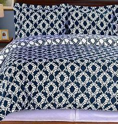 100 cotton chenille bedspread soft blue butterfly pattern 1000 images about navy blue white bedding on pinterest