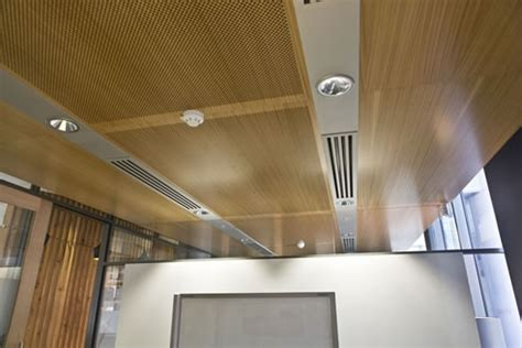 Office Ceiling Panels Timber Office Ceiling Panels Decor Systems
