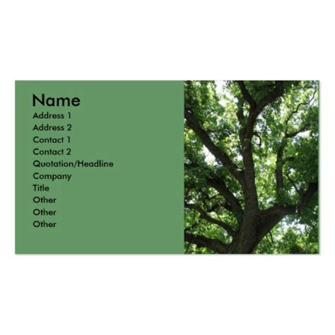 tree service free business card template tree service business card templates page2 bizcardstudio
