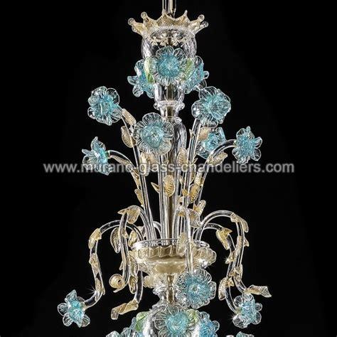 lustre verre murano quot celeste quot lustre en verre de murano murano glass chandeliers