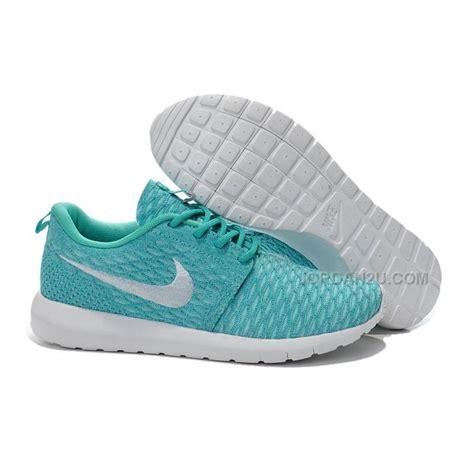 nike roshe run shoes womens nike flyknit roshe run shoes sky blue white price