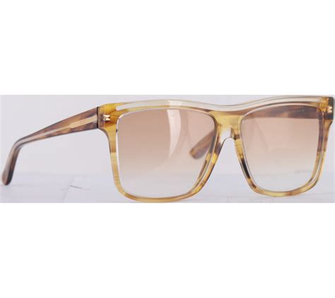 Kacamata Sunglass Gucci S740 Coklat gucci light brown sunglasses