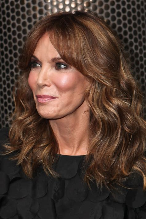 hairstyle pics for older women like jacklyn smith jaclyn smith photos photos conde nast honors 25th