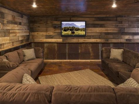 rustic basement ideas 21 ways to achieve the rustic look in any part of your home