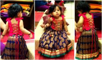 Decor To Ur Door Shopzters Dressing Up Your Little Fashionista For Weddings
