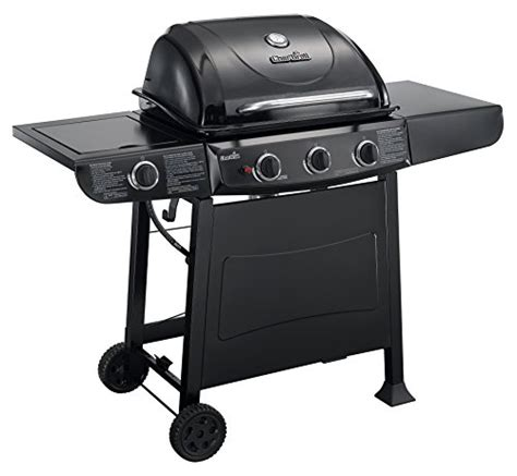 Char Broil Electric Patio Grill Char Broil Quickset 3 Burner Gas Grill Grills Amp Smokers