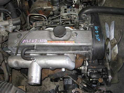 Mesin L300 Diesel Non Turbo 1 mitsubishi engines for sale in gauteng