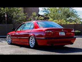 740il Bmw Slammed Quot Vip Quot Bmw E38 740il One Take