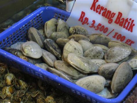 Kerang Batik kerang batik batik clams gotta try this picture of bandar djakarta ancol jakarta