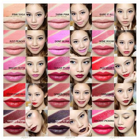 Harga Lipstik Matte Semua Merk 0896 7230 3577 harga 55 000 n megalast lipstick