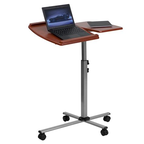 Standing Computer Desk Adjustable Desk Deluxe Height Desk For Laptop