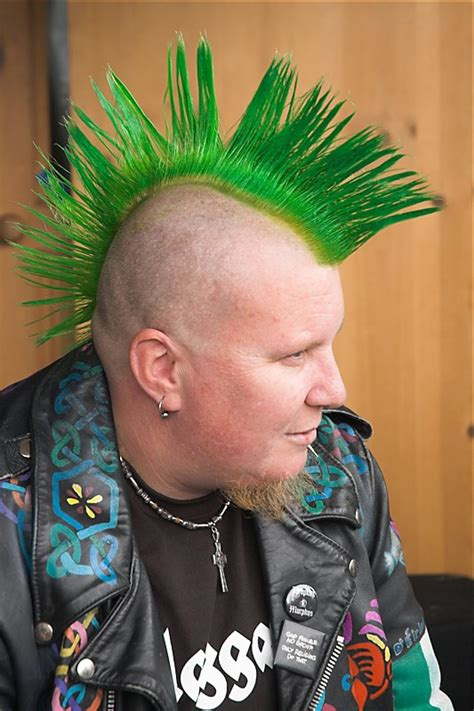 spikey mohawks image gallery spiked mohawk